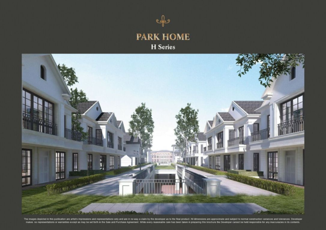 H series Park Home